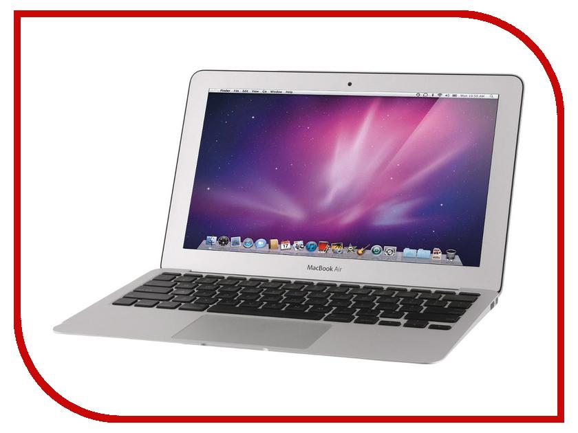 Ноутбук APPLE MacBook Air 11 Z0RK0009E Intel Core i5 1.6 GHz/8192Mb/128Gb SSD/Intel HD Graphics/Wi-Fi/Bluetooth/Cam/11.6/1366x768/Mac OS X<br>