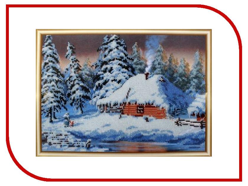 Набор для творчества Hobby&amp;Pro Зима для вышивания бисером БН-3126<br>