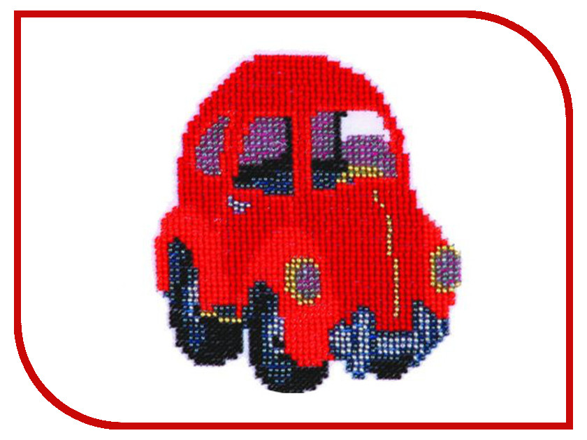 Набор для творчества Бисеринка для вышивания бисером Б-0030