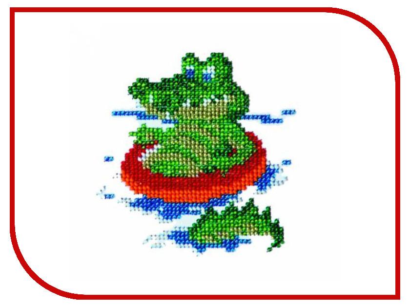 Набор для творчества Бисеринка для вышивания бисером Б-0031 набор для вышивания бисером бисеринка солнышко 9 см х 11 см