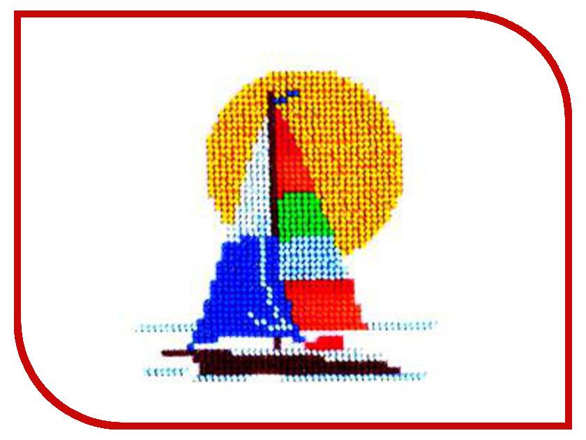 Набор для творчества Бисеринка для вышивания бисером Б-0032 наборы для вышивания galla collection набор для вышивания бисером семёновская матрёшка