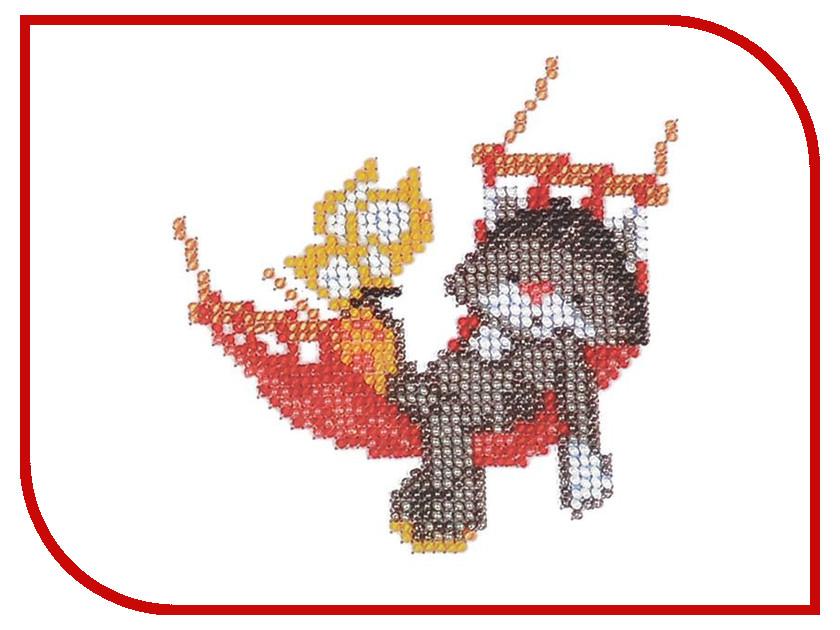 Набор для творчества Бисеринка для вышивания бисером Б-0049