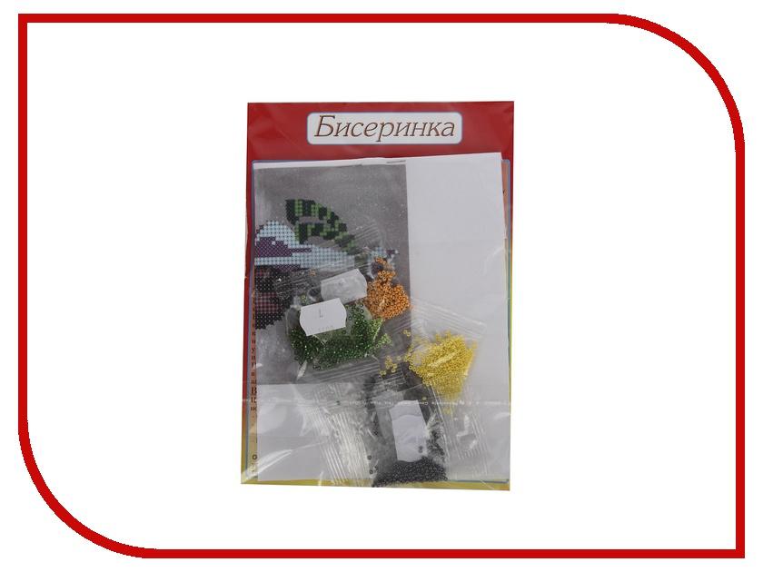 Набор для творчества Бисеринка Гламур для вышивания бисером Б-0051<br>