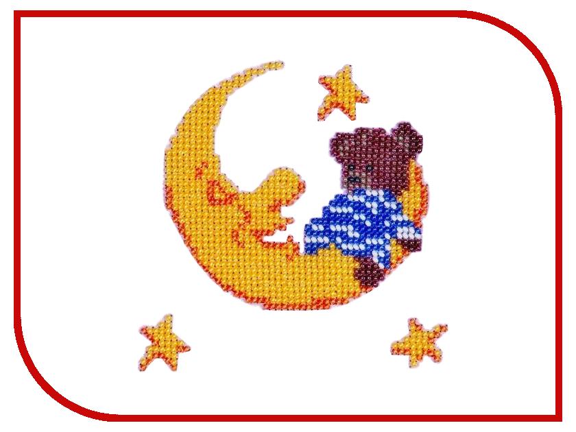Набор для творчества Бисеринка Миша для вышивания бисером Б-0053