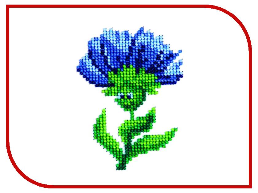 Набор для творчества Бисеринка Цветочек для вышивания бисером Б-0069