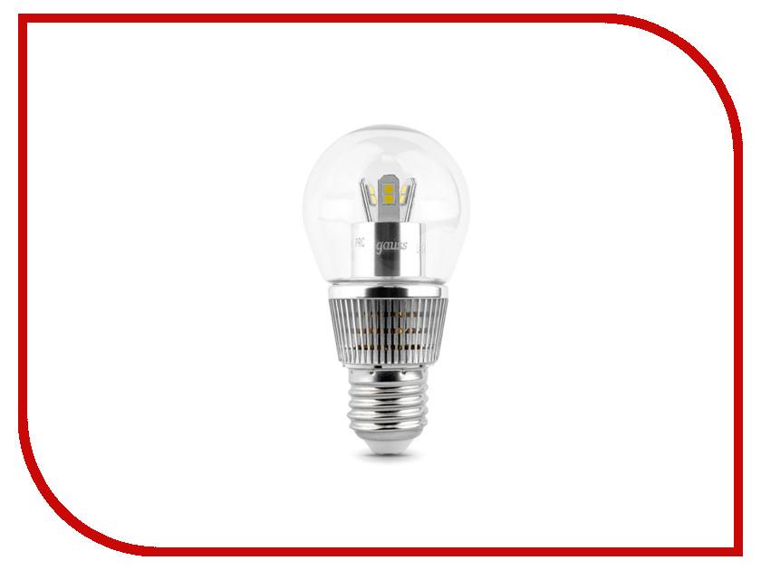 Лампочка Gauss LED Globe-dim Crystal Clear 7W E27 4100K HA105202207-D<br>