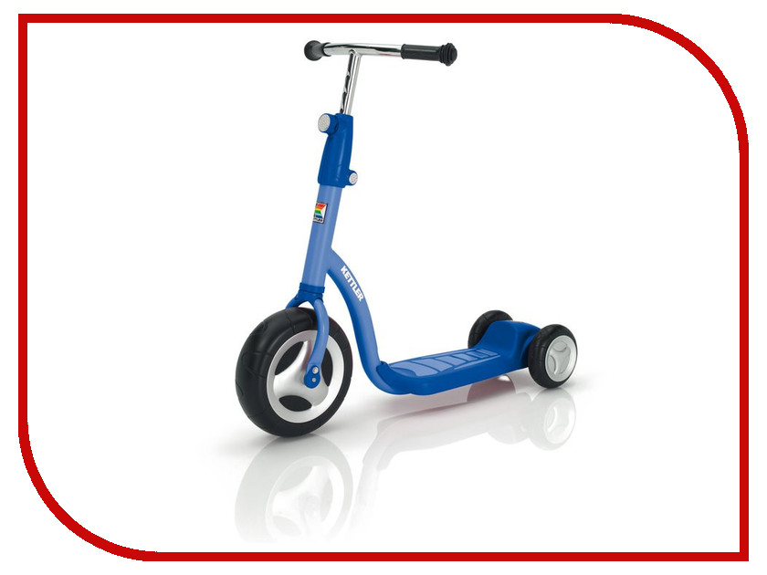 Самокат Kettler Scooter Blue 8452-500<br>