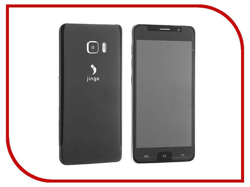 Сотовый телефон Jinga Basco L500 Black<br>