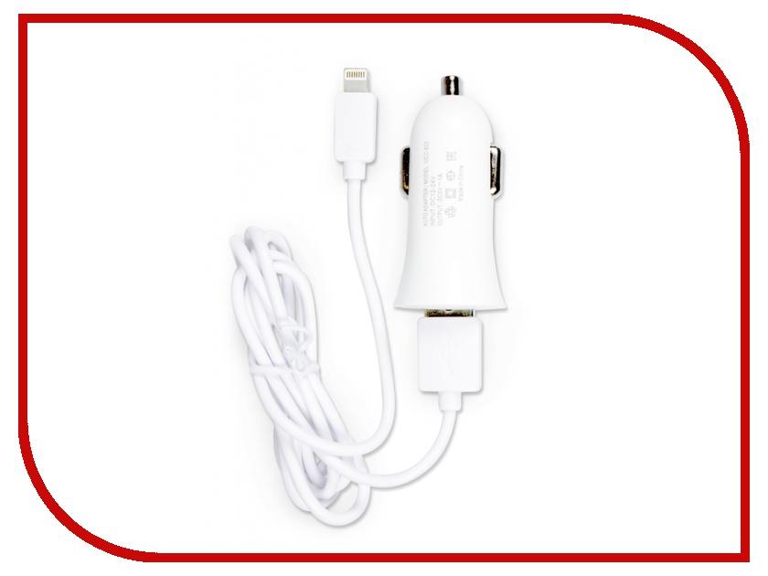 Зарядное устройство Partner USB 1A ПР033501