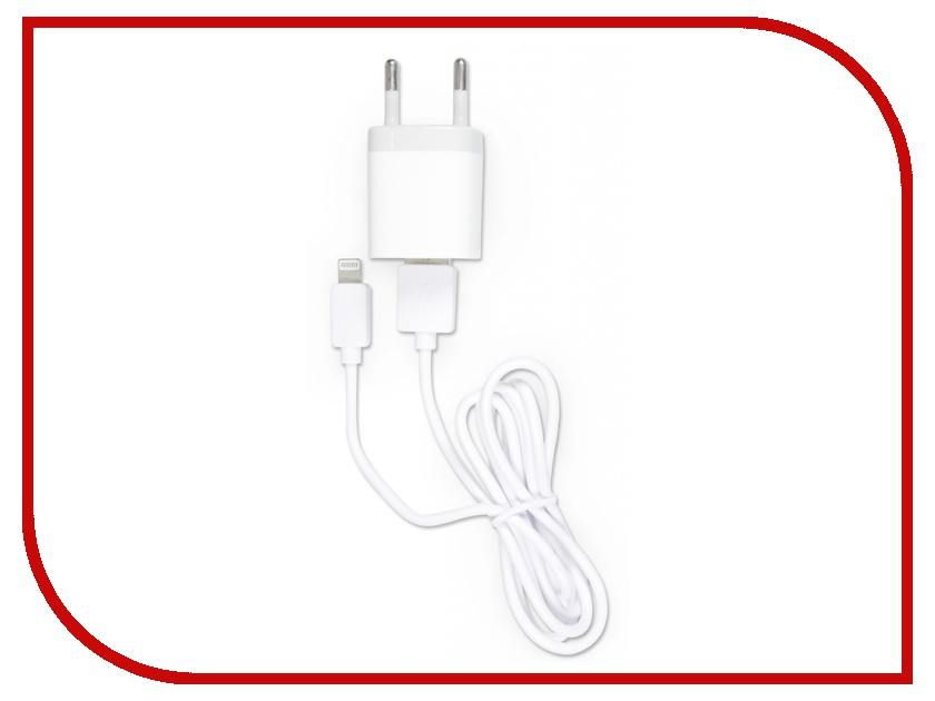 Зарядное устройство Partner USB 1A ПР033502<br>