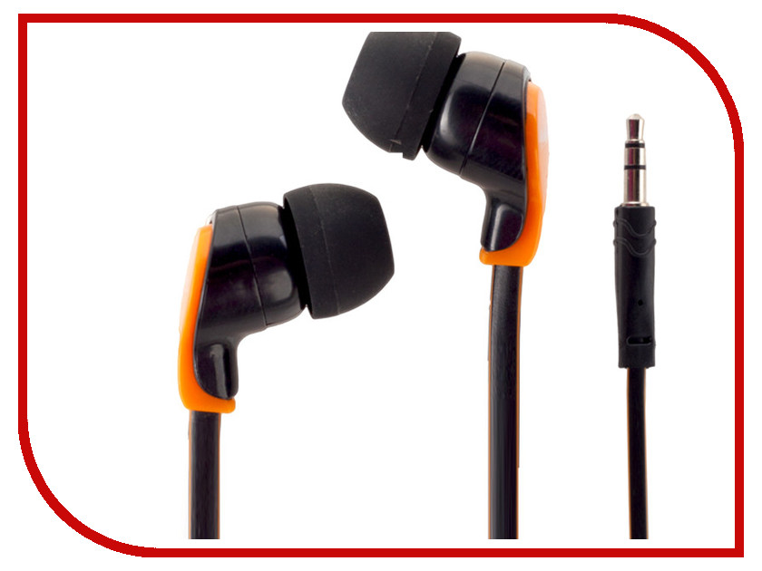 Partner Ultra Black-Orange ПР032734