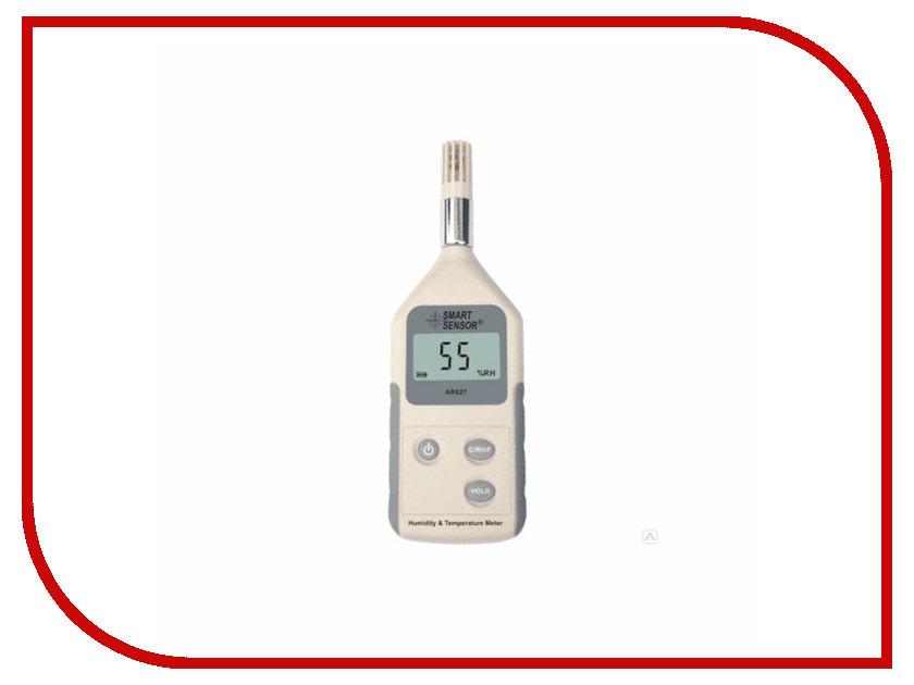 Термометр Smartsensor AR827 измеритель освещенности smartsensor ar813