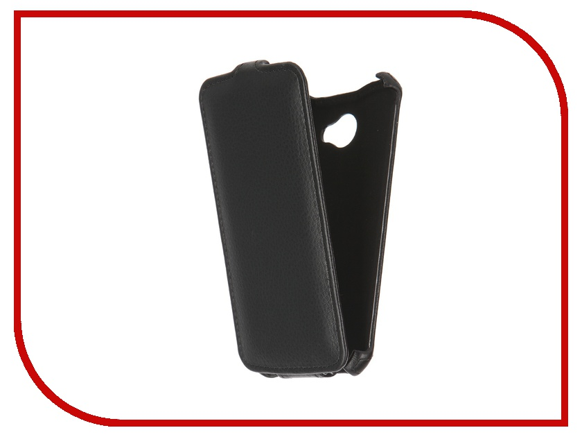 Аксессуар Чехол LG K5 X220ds Gecko Black GG-F-LGK5-BL