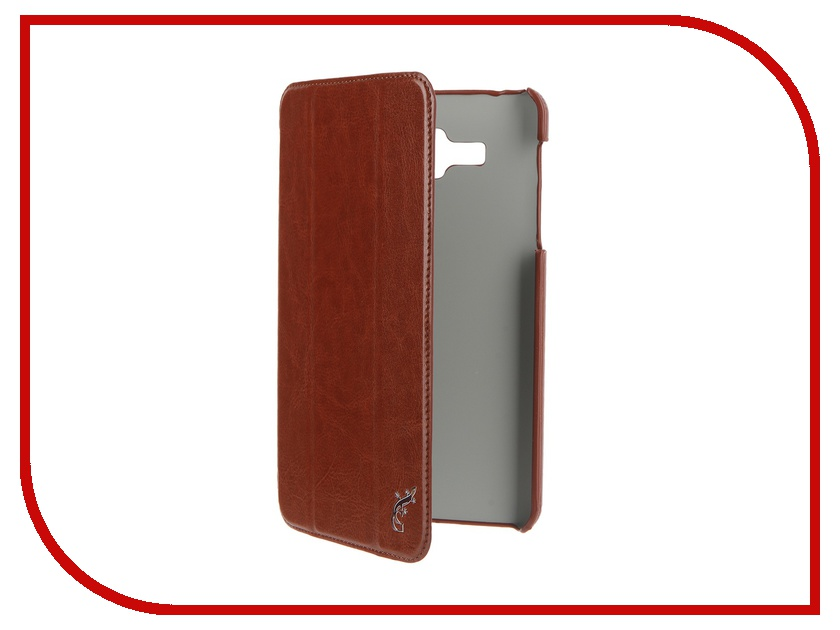 Аксессуар Чехол Samsung Galaxy Tab A 7.0 G-Case Slim Premium Brown GG-725