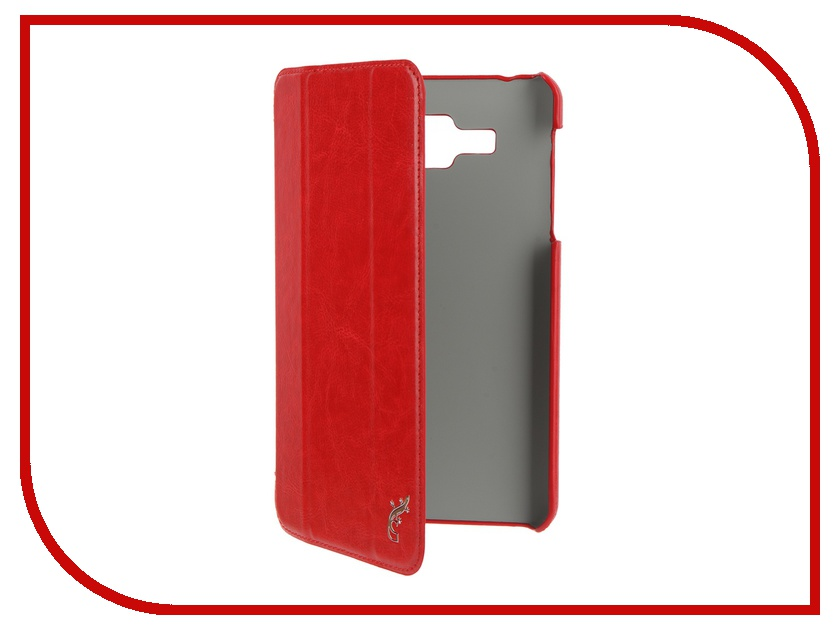 Аксессуар Чехол для Samsung Galaxy Tab A 7.0 G-Case Slim Premium Red GG-724
