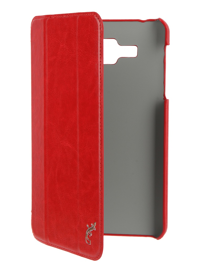 Аксессуар Чехол для Samsung Galaxy Tab A 7.0 G-Case Slim Premium Red GG-724 аксессуар чехол для samsung galaxy tab a 10 1 g case slim premium white gg 728