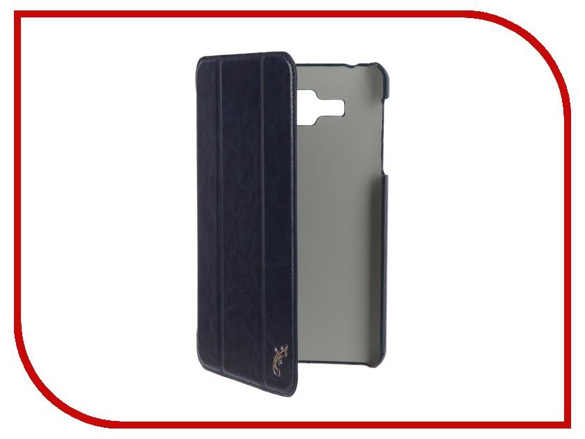 Аксессуар Чехол Samsung Galaxy Tab A 7.0 G-Case Slim Premium Dark-Blue GG-726