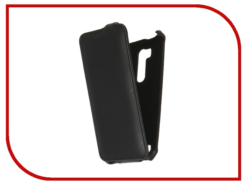 Аксессуар Чехол ASUS ZenFone Go ZB551KL Gecko Black GG-F-ASZB551KL-BL<br>