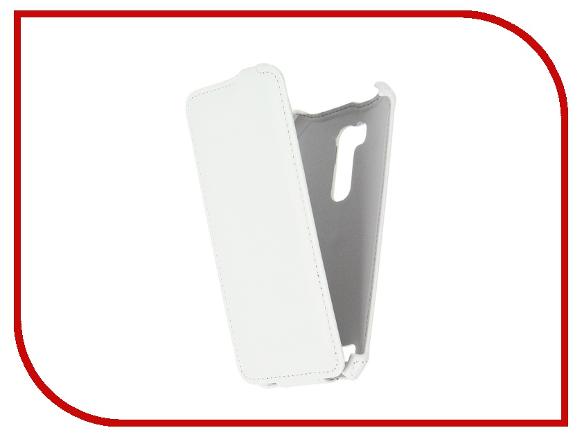 Аксессуар Чехол ASUS ZenFone Go ZB551KL Gecko White GG-F-ASZB551KL-WH<br>