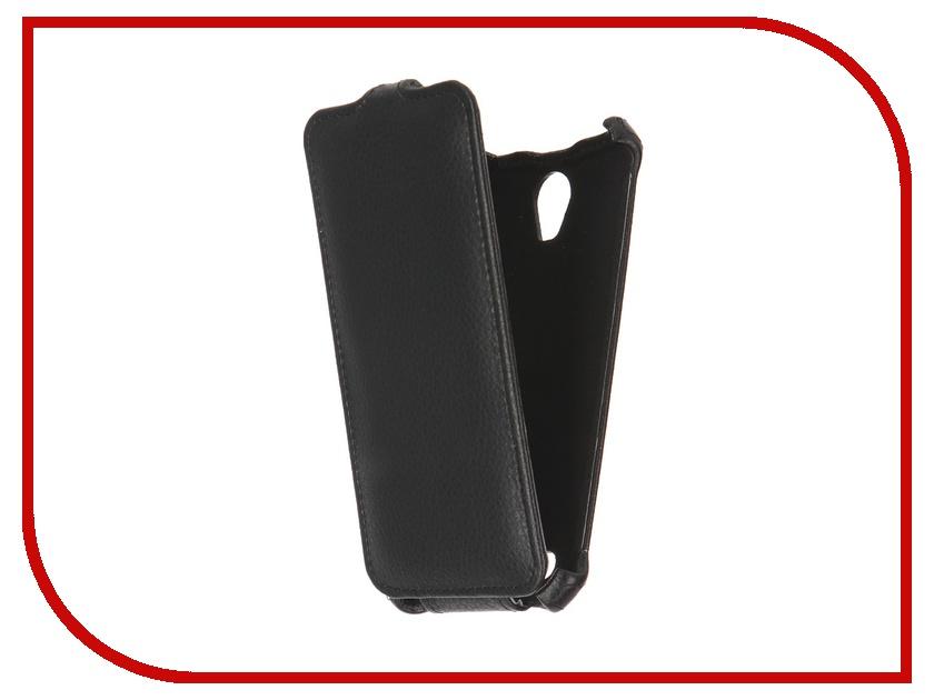 Аксессуар Чехол ASUS ZenFone Go ZC500TG Gecko Black GG-F-ASZC500TG-BL