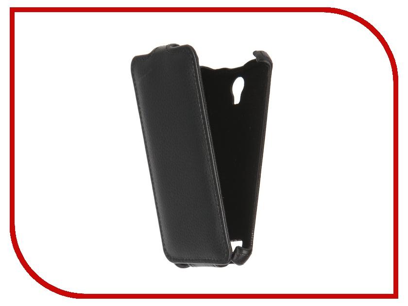 Аксессуар Чехол ASUS ZenFone Go ZC451TG Gecko Black GG-F-ASZC451TG-BL<br>