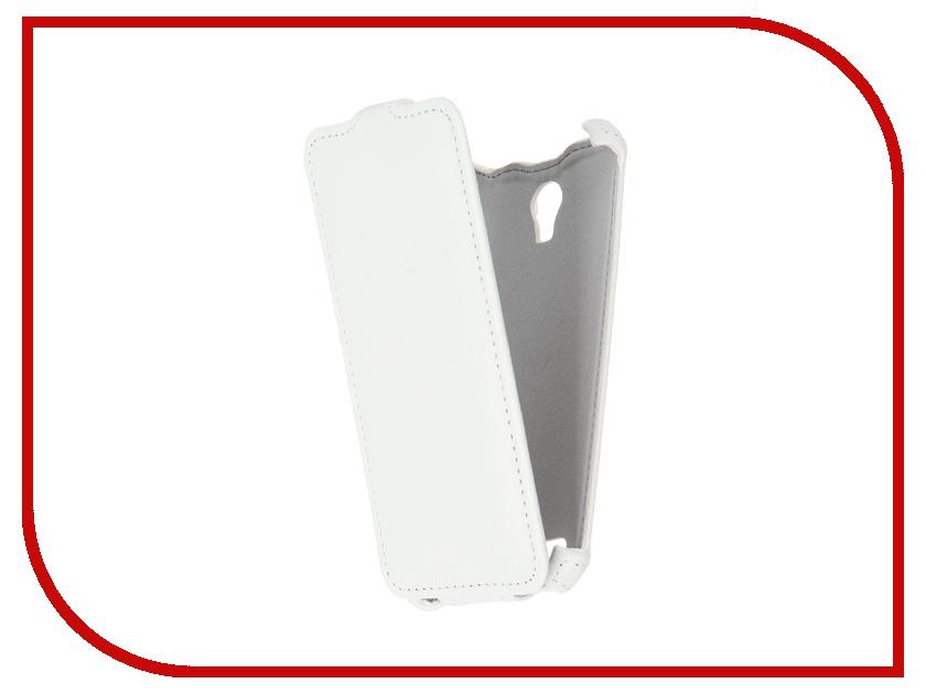 Аксессуар Чехол ASUS ZenFone Go ZC451TG Gecko White GG-F-ASZC451TG-WH