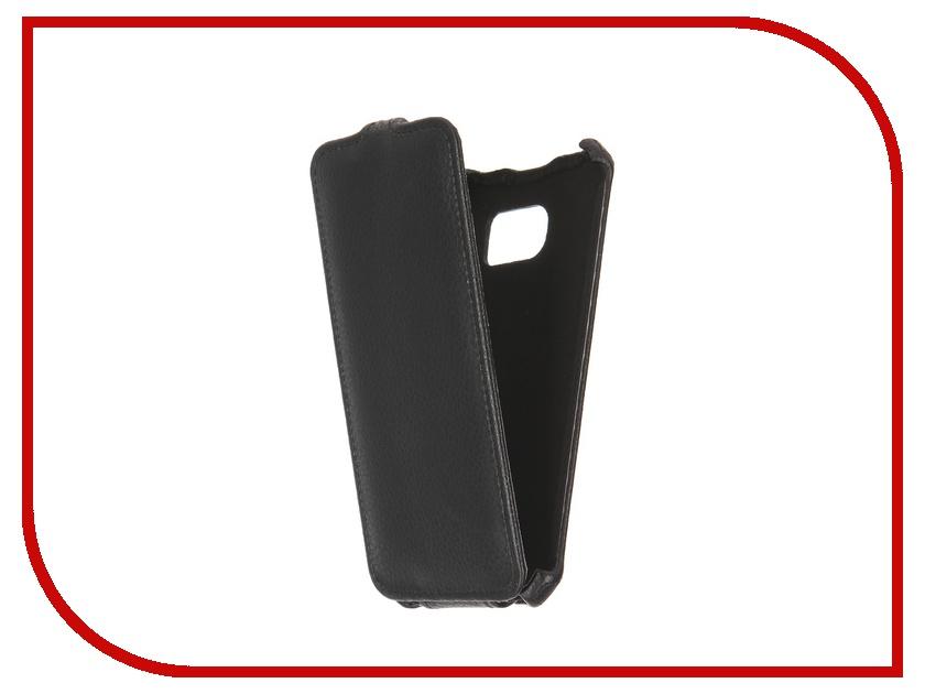Аксессуар Чехол Samsung Galaxy S7 Edge G935F Gecko Black GG-F-SGS7EDGE-BL<br>