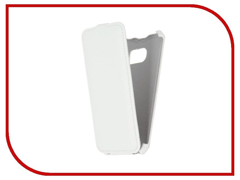 Аксессуар Чехол Samsung Galaxy S7 Edge G935F Gecko White GG-F-SGS7EDGE-WH<br>