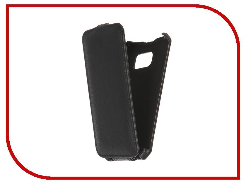 Аксессуар Чехол для Samsung Galaxy S7 G930F Gecko Black GG-F-SGS7-BL чехол для samsung g930f galaxy s7 celly frost серый