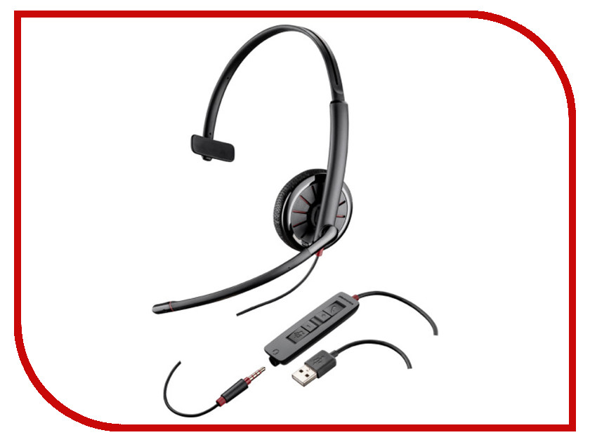 Гарнитура Plantronics Blackwire C315.1<br>