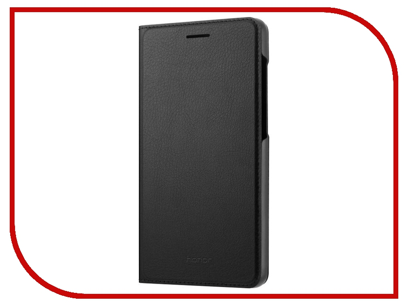 Аксессуар Чехол Huawei Honor 4C Cover Case Black H4CLCB<br>