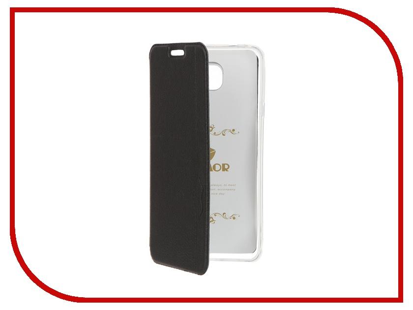 Аксессуар Чехол Samsung Galaxy A7 2016 Armor Air Slim Black GB-F-SGA7-2016-BL<br>