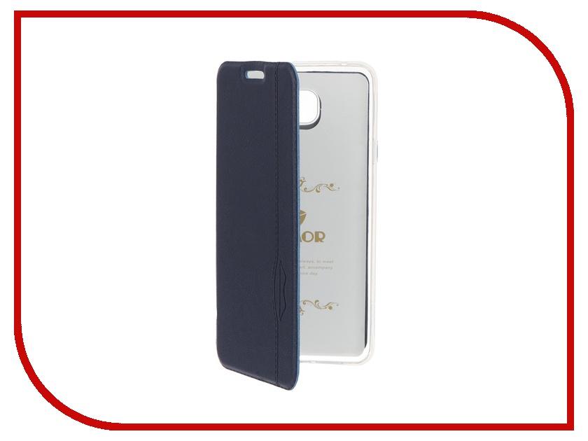 Аксессуар Чехол Samsung Galaxy A7 2016 Armor Air Slim Blue GB-F-SGA7-2016-DBLU<br>