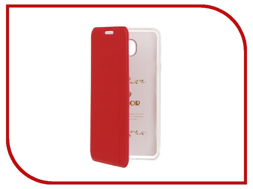 Аксессуар Чехол Samsung Galaxy A7 2016 Armor Air Slim Red GB-F-SGA7-2016-RED<br>