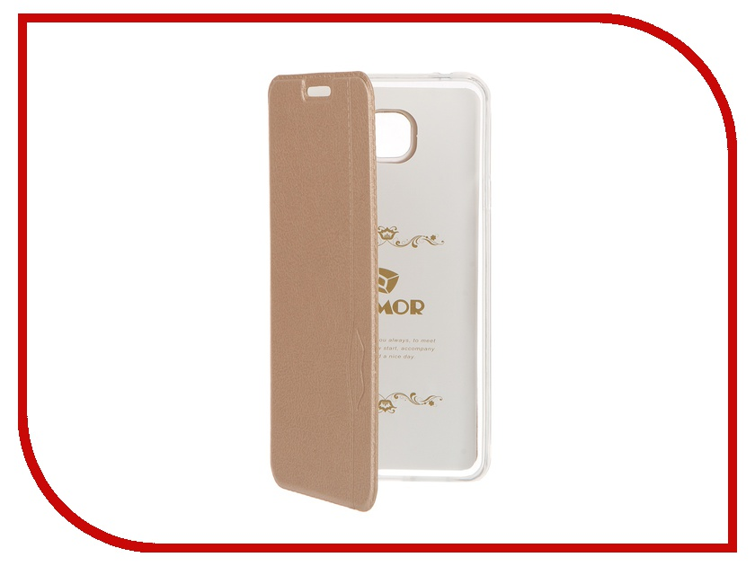 Аксессуар Чехол Samsung Galaxy A7 2016 Armor Air Slim Gold GB-F-SGA7-2016-GOLD<br>