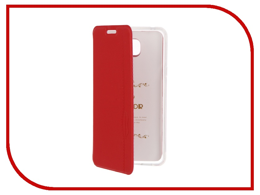 Аксессуар Чехол Samsung Galaxy A5 2016 Armor Air Slim Red GB-F-SGA5-2016-RED