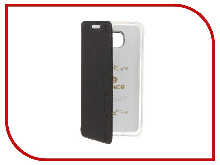 Аксессуар Чехол Samsung Galaxy A3 2016 Armor Air Slim Black GB-F-SGA3-2016-BL<br>