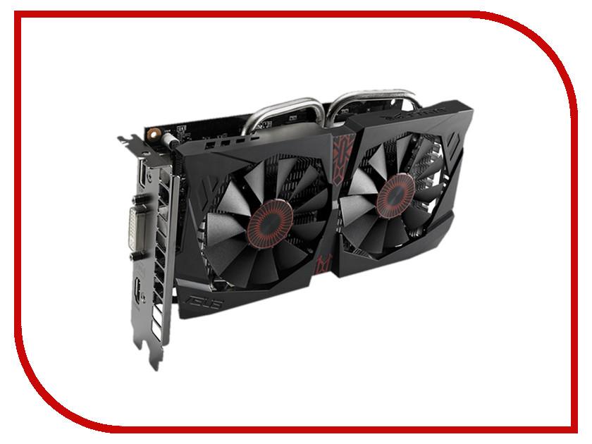 Видеокарта ASUS GeForce GTX 750 Ti 1020Mhz PCI-E 3.0 2048Mb 5400Mhz 128 bit DVI HDMI HDCP STRIX-GTX750TI-2GD5 / 90YV06W1-M0NA00