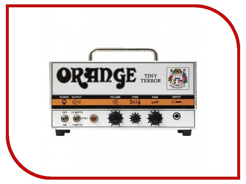 Комбо-усилитель Orange TT-15-H комбо усилитель marshall mg15cf combo