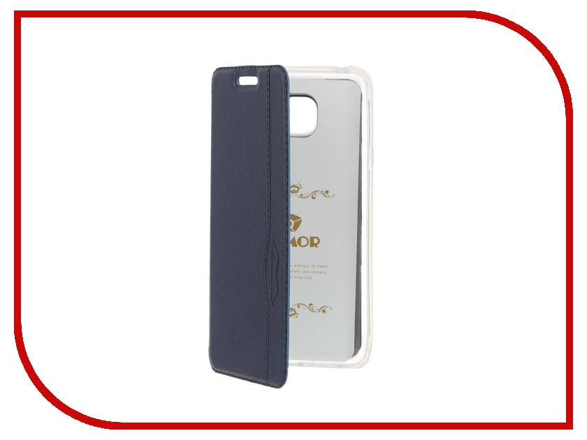 Аксессуар Чехол Samsung Galaxy A3 2016 Armor Air Slim Blue GB-F-SGA3-2016-DBLU<br>
