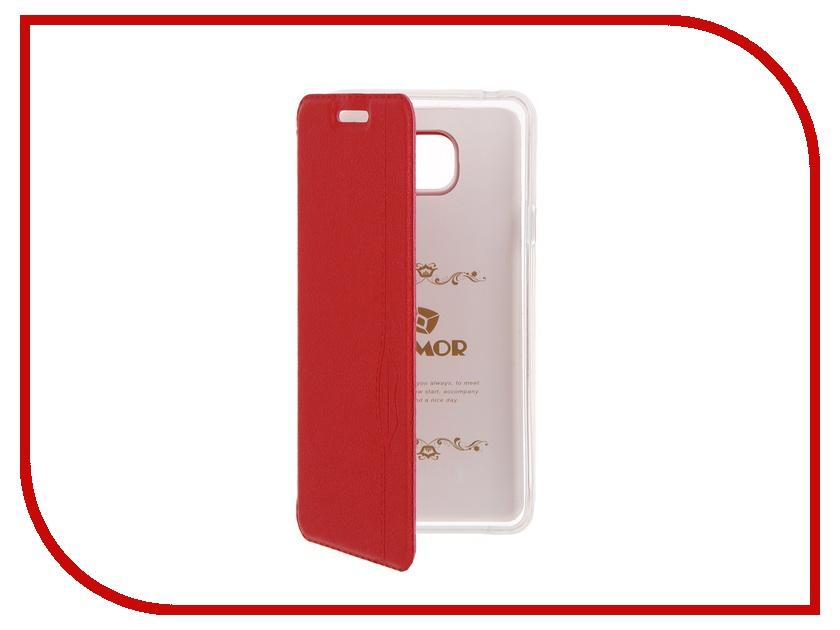 Аксессуар Чехол Samsung Galaxy A3 2016 Armor Air Slim Red GB-F-SGA3-2016-RED<br>