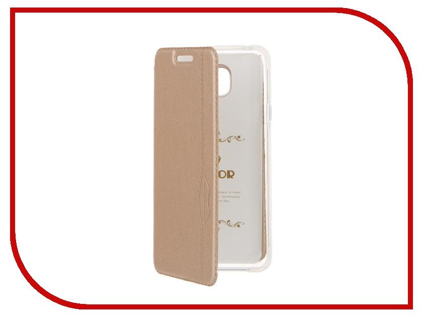 Аксессуар Чехол Samsung Galaxy A3 2016 Armor Air Slim Gold GB-F-SGA3-2016-GOLD