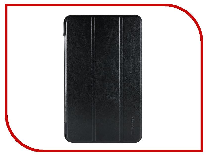 Аксессуар Чехол Samsung Galaxy Tab E 8 IT Baggage иск.кожа Black ITSSGTE85-1