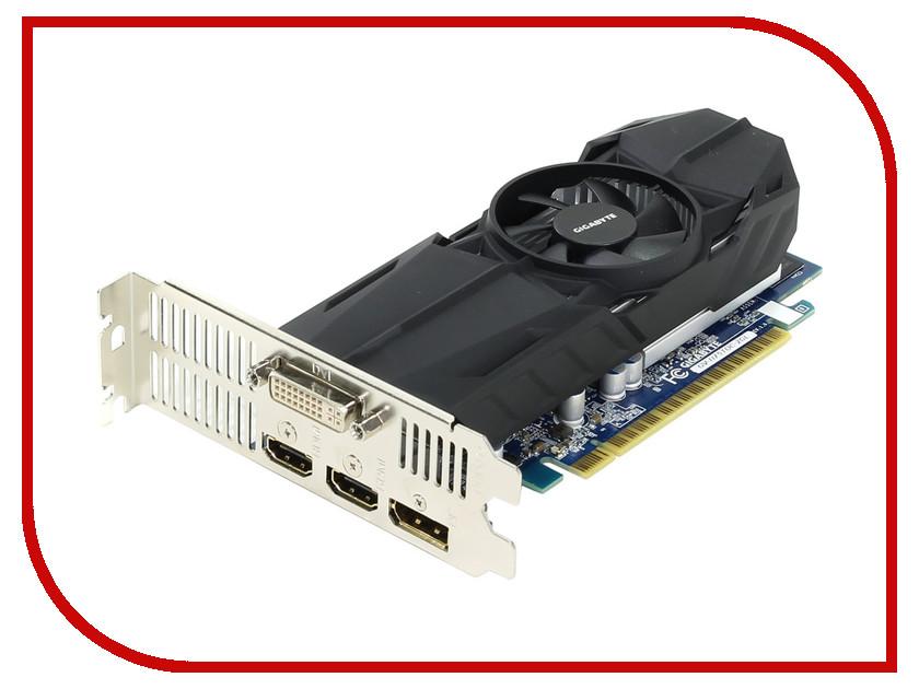 Видеокарта GigaByte GeForce GTX 750 Ti 1033Mhz PCI-E 3.0 2048Mb 5400Mhz 128 bit DVI 2xHDMI HDCP GV-N75TOC-2GL<br>