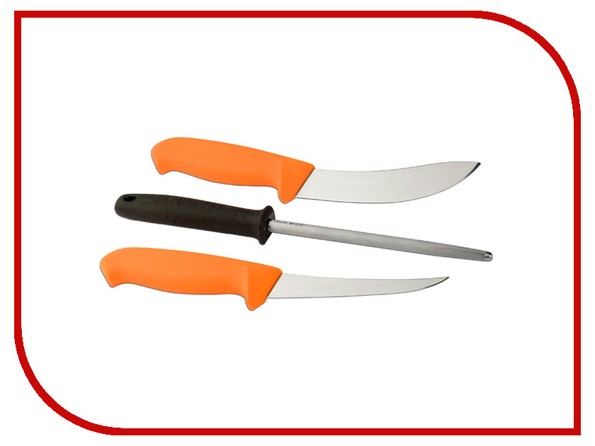 Набор ножей Morakniv Mora Hunting Set 3000 Orange<br>