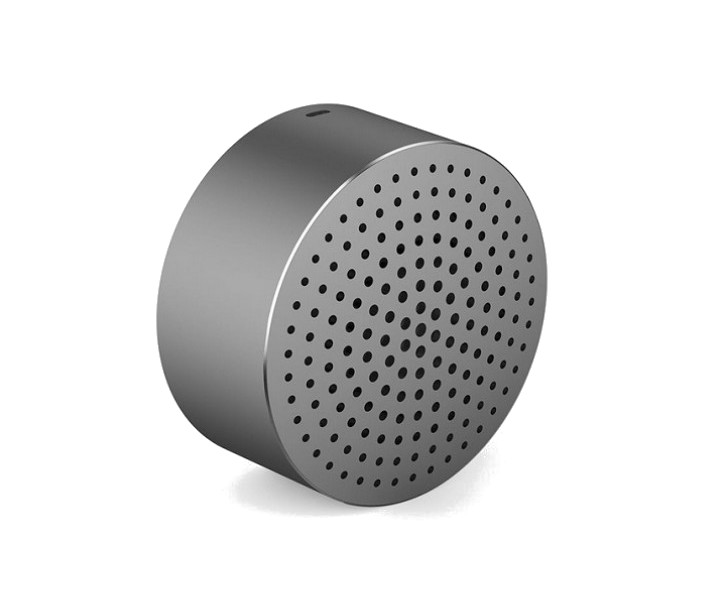 Колонка Xiaomi Mi Portable Round Box Black