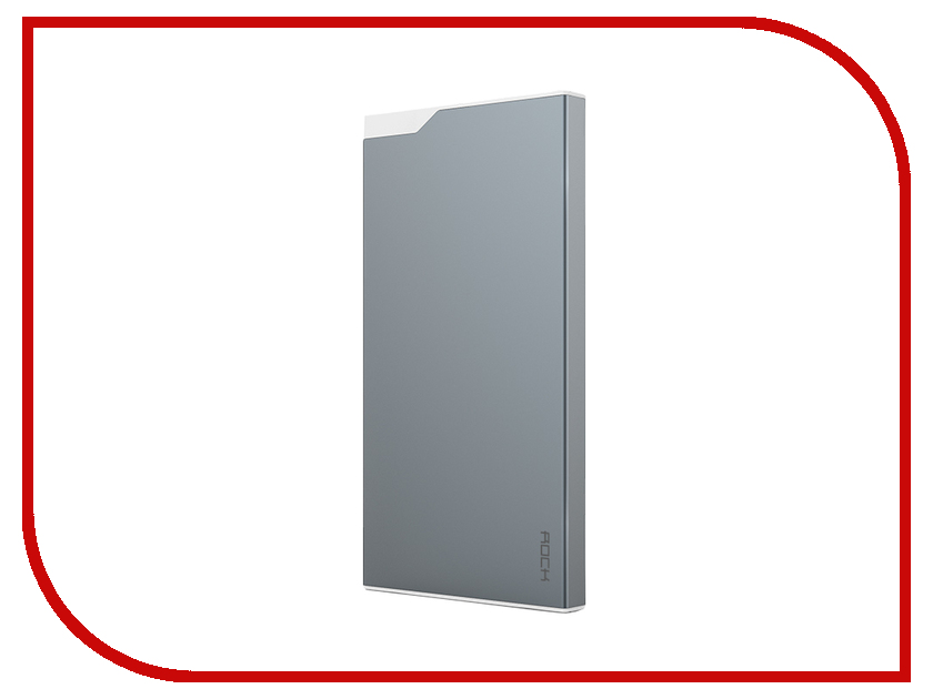 Аккумулятор ROCK Type-C Power Bank 5000 mAh Space Grey RMP0310<br>