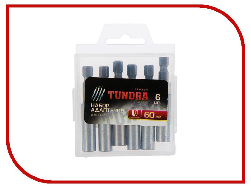 Набор бит Tundra 60mm 6шт 1124364