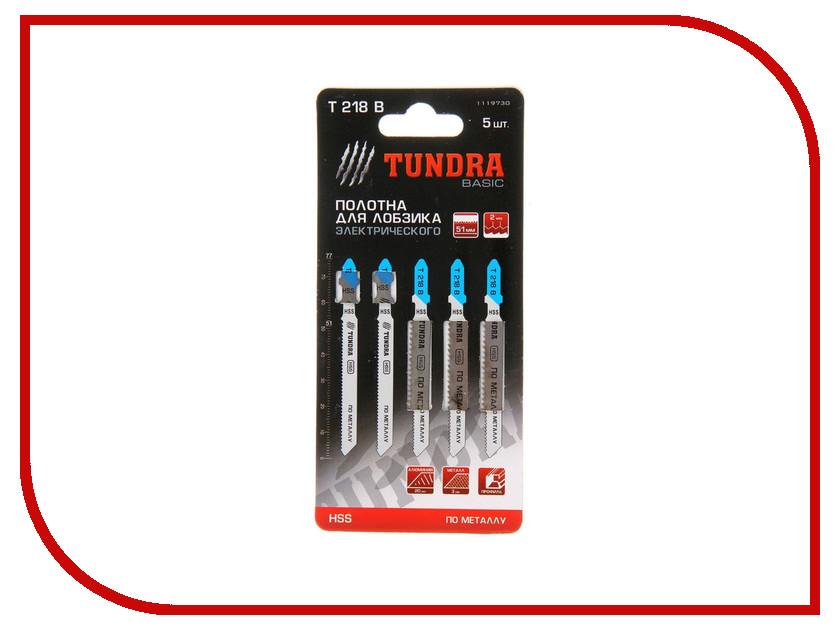 Пилка Tundra 51x2mm по металлу, 5шт 1119730