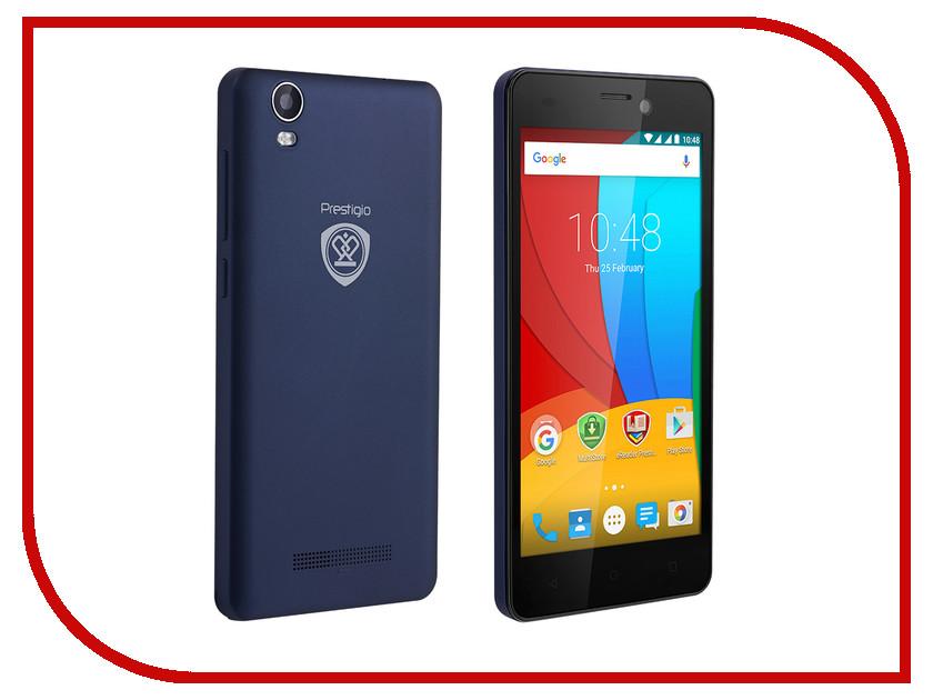 Сотовый телефон Prestigio Muze A5 Blue PSP5502<br>